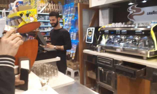 """Che Pasqua! Vinti 50.000 euro con 2 soli euro al """"10 e Lotto"""" dell'Eni Cafè di Teramo"""