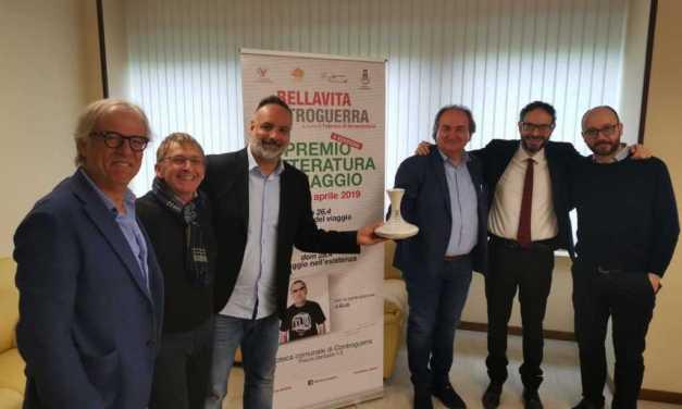 """VIDEO   BellaVita Controguerra, al via la 2ª edizione del """"Premio Letteratura di Viaggio"""""""