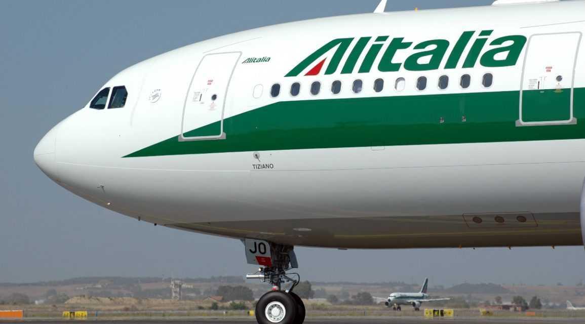 Alitalia, il Gruppo Toto ancora in campo