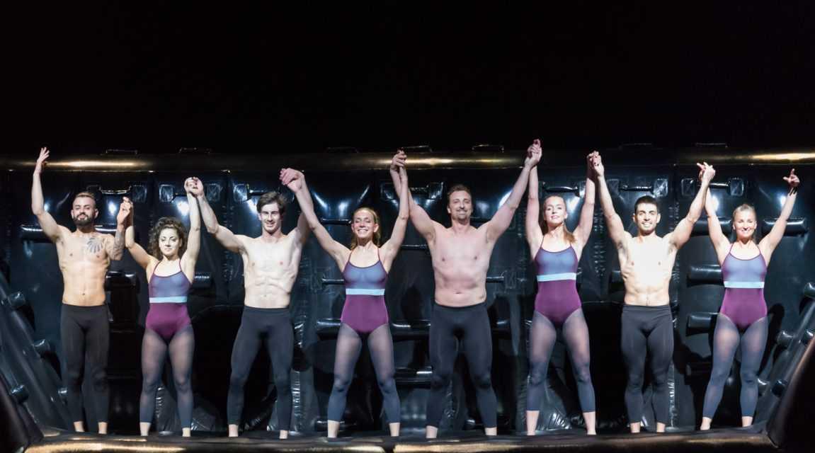 """Acs, venerdì al Teatro Comunale di Teramo lo spettacolo di circo contemporaneo """"Night Garden"""""""