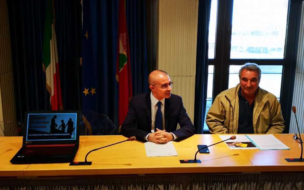 Morti bianche, il M5S presenta la proposta di legge contro  rischi da caduta