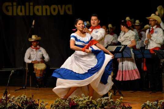 Honduras_Banda Juvenil