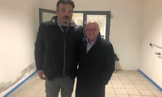 FOTO e VIDEO | Cambia il Teramo Calcio: Giovanni Palma è socio al 49% … per adesso
