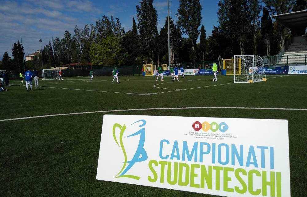 FOTO  e VIDEO| Oggi pomeriggio a Giulianova per le finali nazionali di calcio a 5 ci sarà l'accensione del braciere olimpico