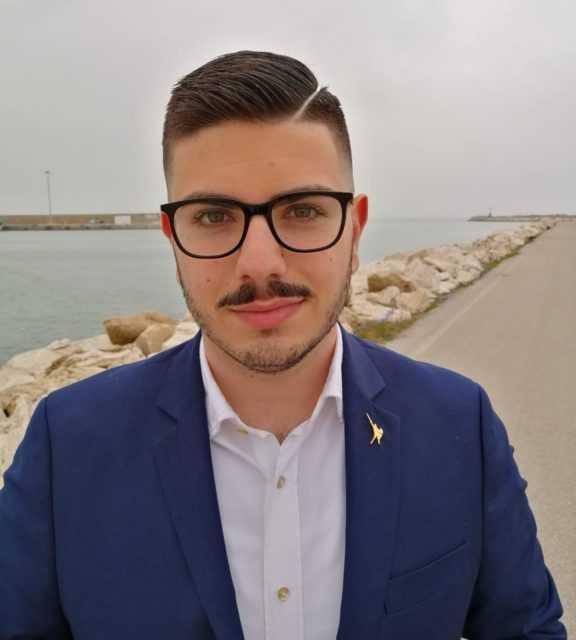"""Giulianova, il candidato consigliere Federico Montebello (Lega): """"Nel nostro programma l'istituzione di una consulta giovanile"""""""
