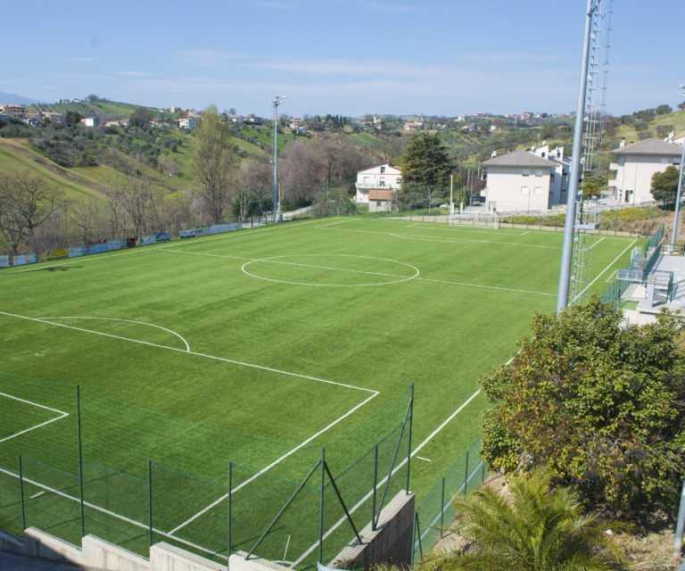 Bando Sport e Periferie, Corropoli ottiene 195.00 euro per la riqualificazione del campo sportivo
