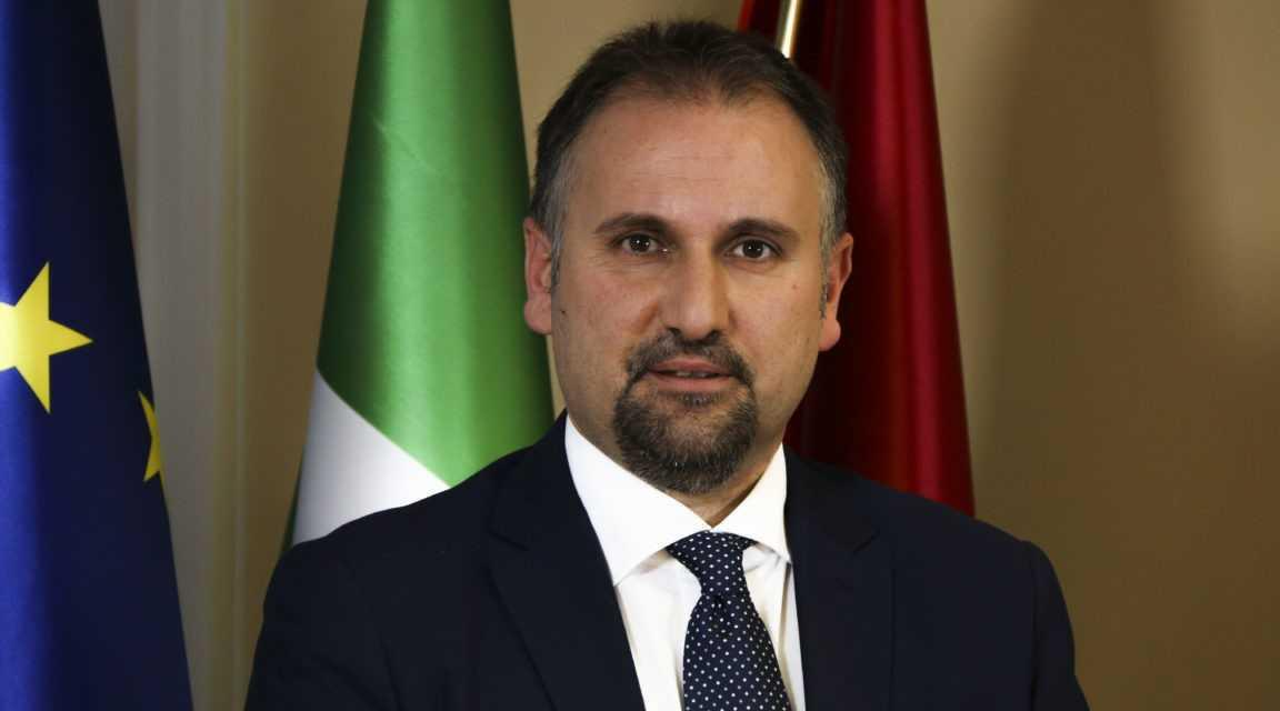 L'assessore regionale Liris torna a Giulianova per Tribuiani Sindaco