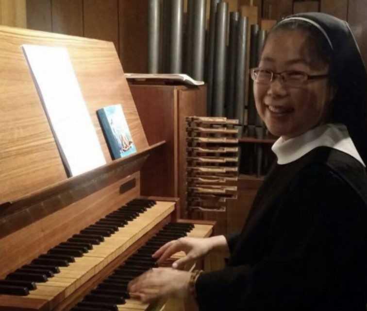 "Riccitelli, la coreana Rosaria Hejeong Yoon aprirà  ""I concerti d'organo"""