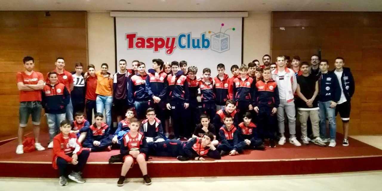 Taspy Club: ultimo appuntamento tra cinema, basket e pizza