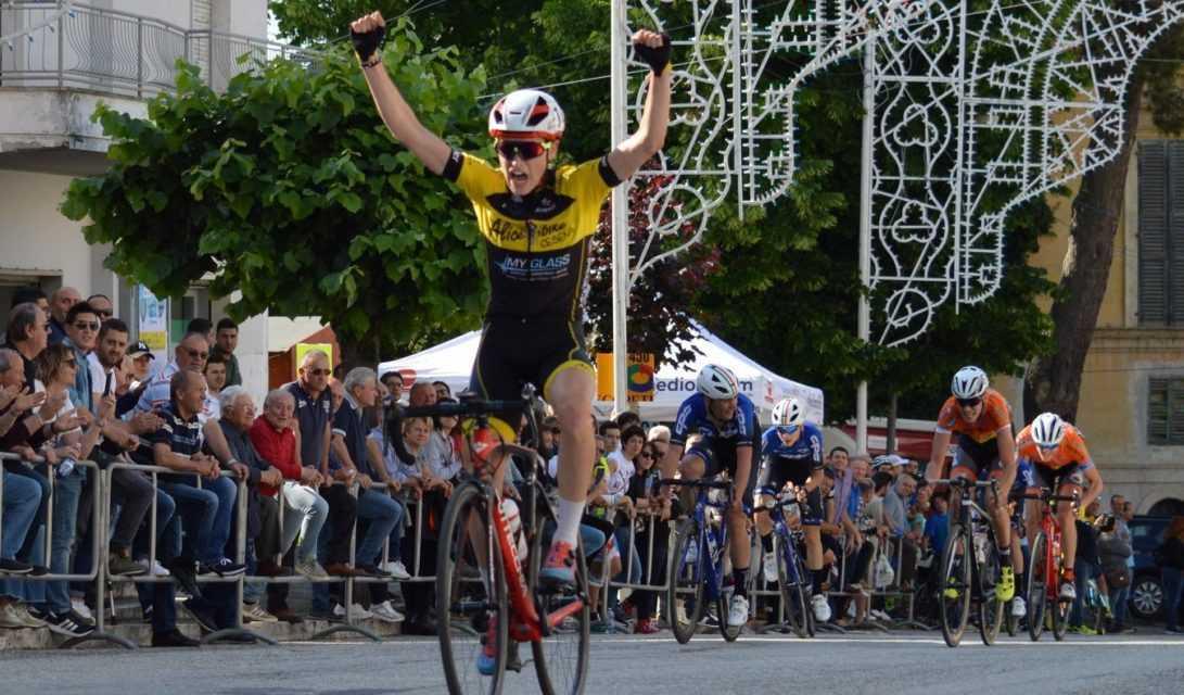 FOTO | A Patrick Casadio la 28^edizione del Trofeo Città di Sant'Omero