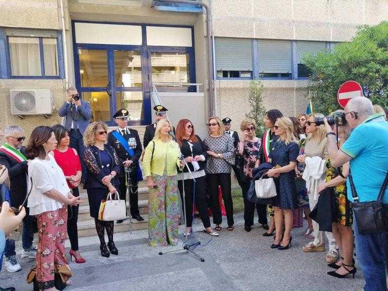 """Intitolata a Melania Rea la """"Sala Rosa"""" del Comando Provinciale Carabinieri Ascoli"""