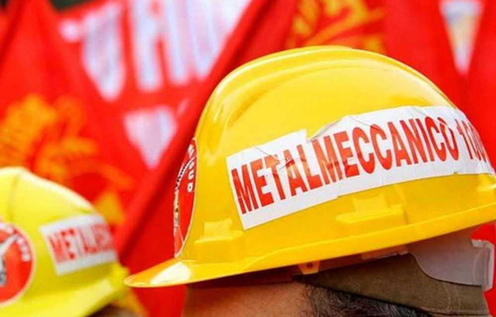 750 posti a rischio subito: venerdì metalmeccanici della provincia di Teramo allo sciopero generale a Napoli