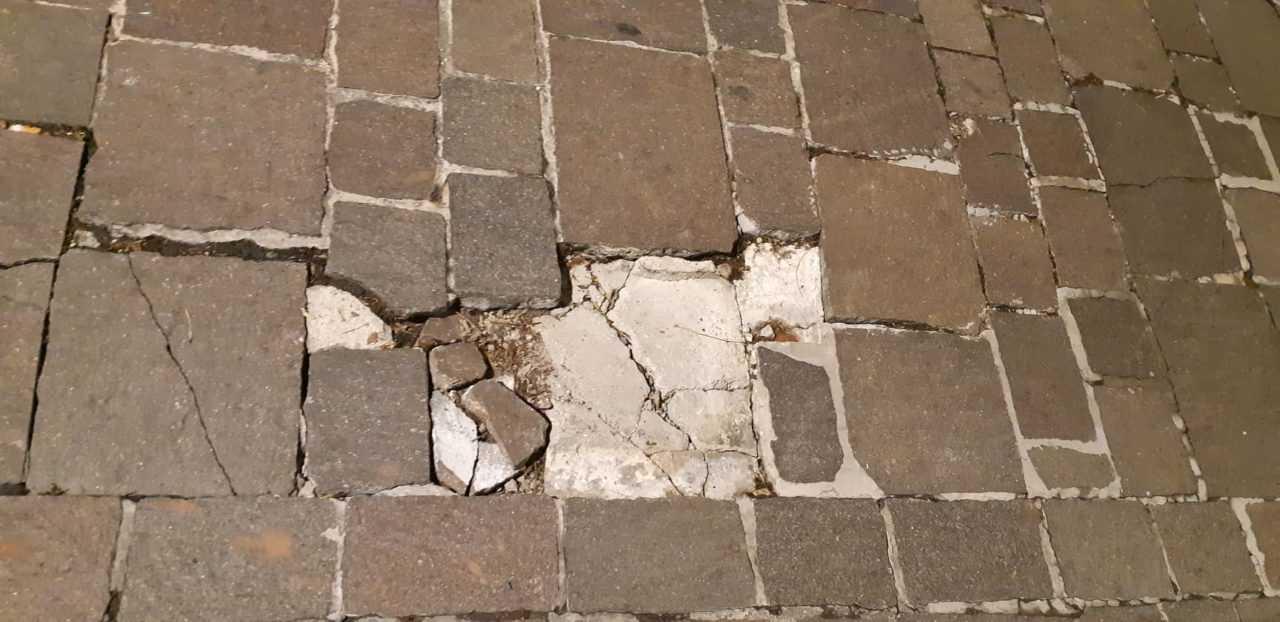 FOTO | Silvi, approvata mozione su riqualificazione pavimentazione centro storico