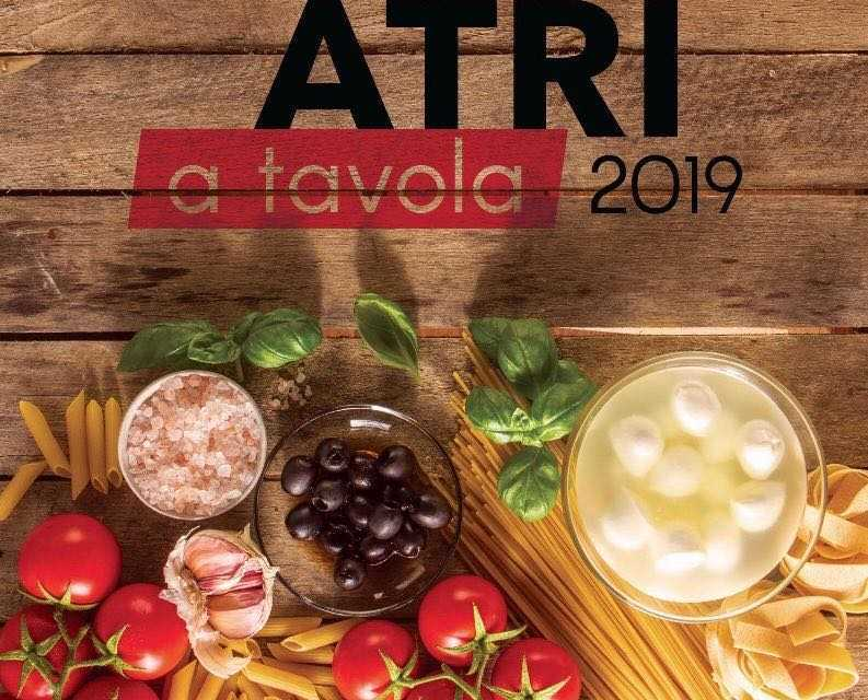 """C'è attesa per la 17esima edizione di """"Atri a Tavola"""""""