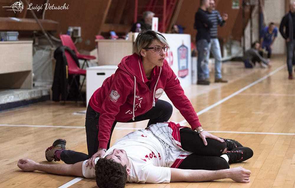 Teramo a Spicchi, Laura Biancacci non è più il preparatore atletico biancorosso