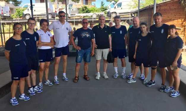 Bocce, un fine settimana ricco di impegni in Abruzzo: a Roseto lo Stage della Nazionale