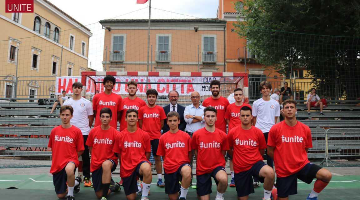 Coppa Interamnia, Unite Handball Team vince all'esordio