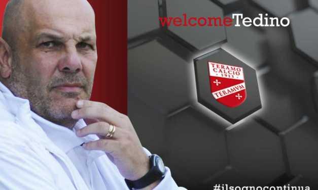 Calcio C, il Teramo è inserito nel girone meridionale: per Bruno Tedino sarà un torneo duro ed equilibrato