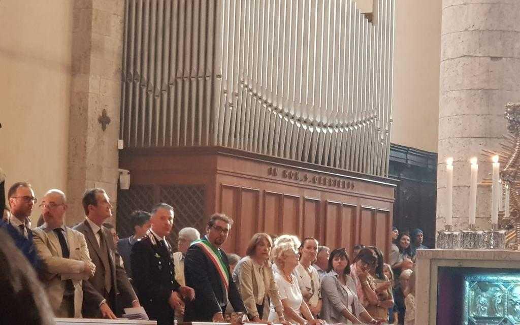 FOTO e VIDEO   Festa della Madonna delle Grazie: il 2 luglio a Teramo