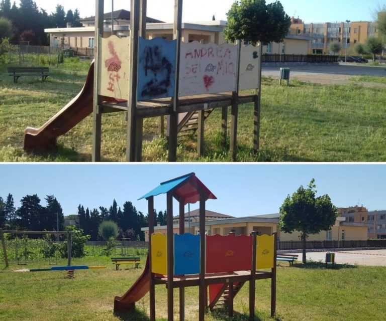 """FOTO   Martinsicuro, Comitati di Quartiere """"Nuova Rosa"""", """"S. Rita"""" e """"S. Lucia"""" in prima linea per il decoro: l'amministrazione ringrazia"""