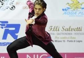 GSD  Aprutino Teramo, Edoardo Giancola vestirà la maglia della nazionale all'Open International De Danse