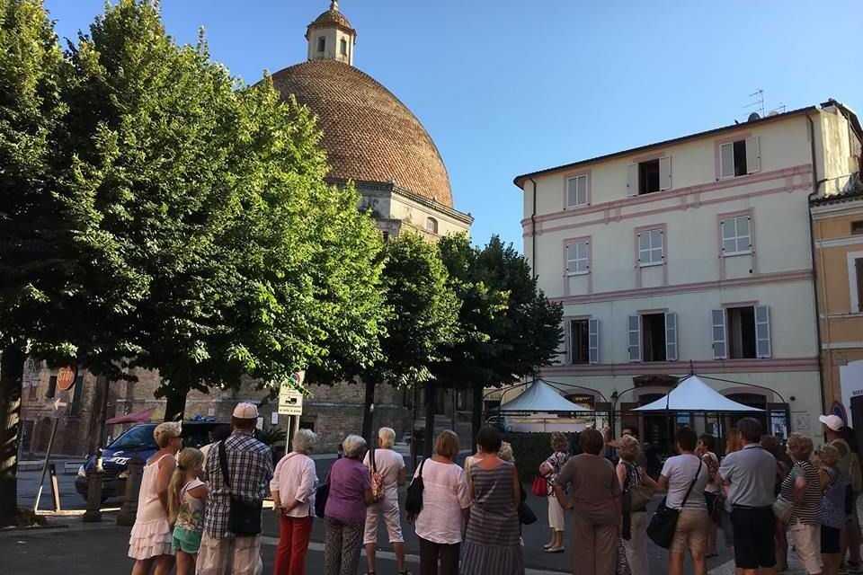 Giulianova, proseguono le visite guidate gratuite del Polo Museale Civico aperto anche a Ferragosto