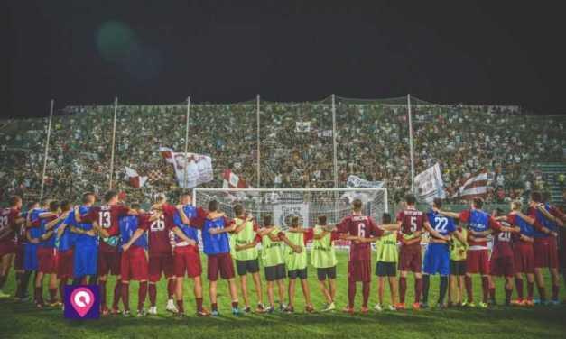 Calcio C/C, la Reggina 1914 è tra le primissime del girone e Mimmo Toscano ha una mediana da brividi