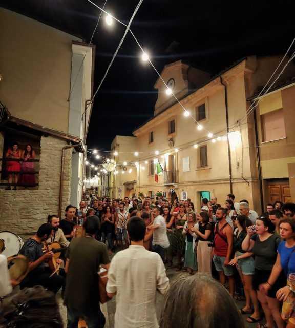 """FOTO   Arsita, un autentico successo la XXV edizione di """"Valfino al Canto"""""""