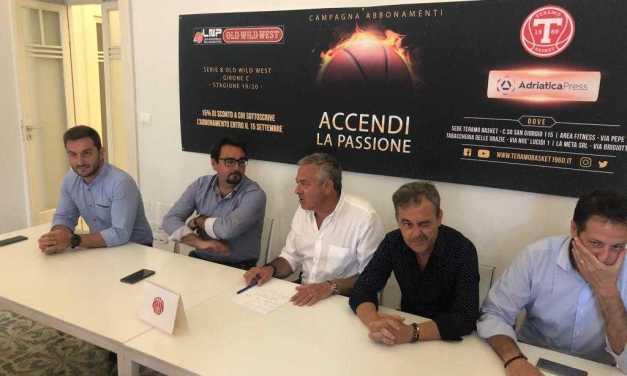 VIDEO   Palaska casa del Teramo Basket ma sarà sempre più polivalente: a metà settembre completato il bando