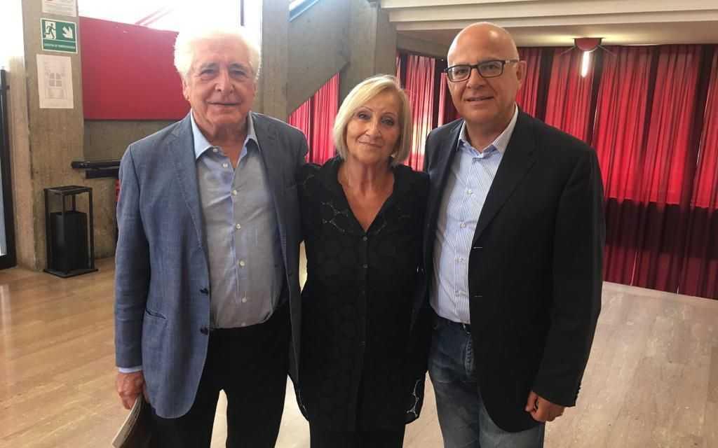 VIDEO   Teramo, Ugo Pagliai ha illustrato la Stagione di Prosa 2019/2020