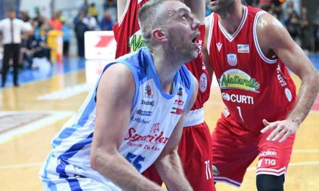 Basket A2, prima gioia casalinga per Roseto contro Imola (82-66)