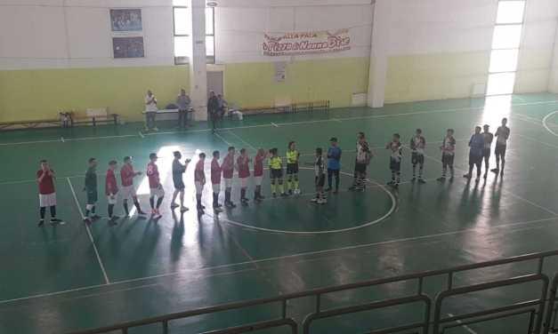 Calcio a 5, altro stop per la Lisciani Teramo con La Fenice (3-1)