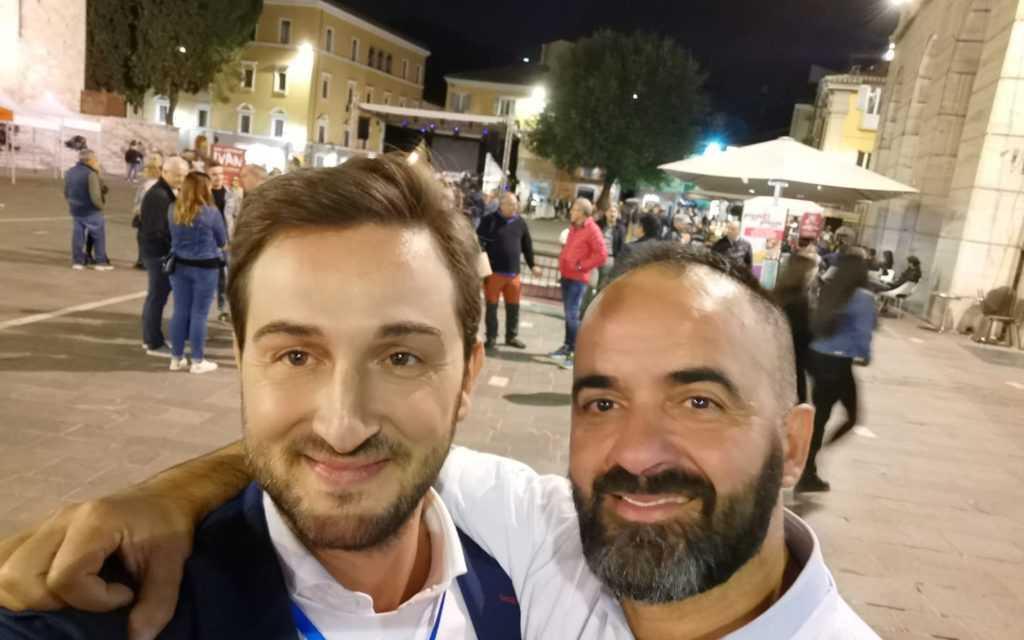 """Guido Campana e l'amore per Teramo: un """"difetto"""" molto grande… ma senza colori politici"""