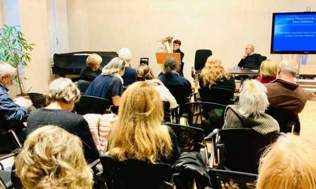 Milano, applausi per le opere del Mo abruzzese Rosato eseguite dal concertista Strappati