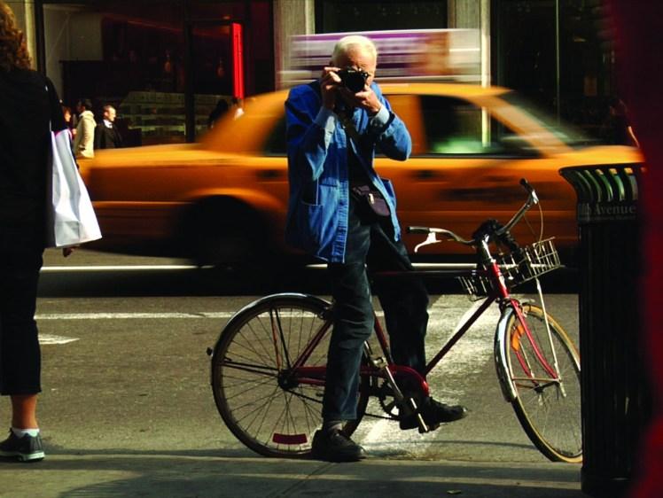 一宮千桃のスピリチュアル☆シネマレビューPART.10 『ビル・カニンガム&ニューヨーク』(2010年 アメリカ)
