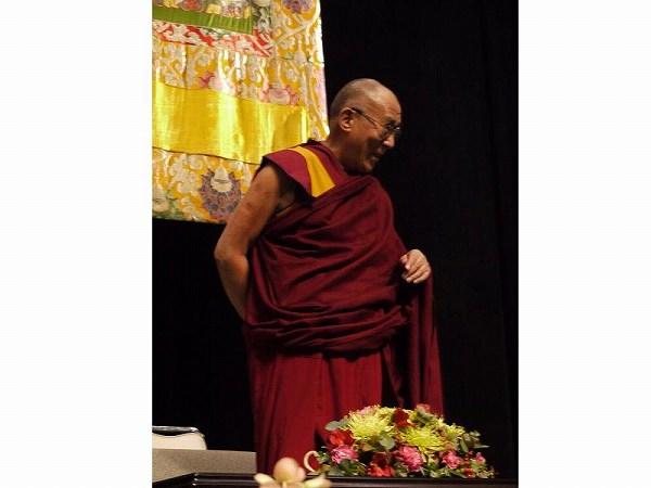 心の平和を維持することが、健全な、健康な身体を維持するための重要な要素。ダライ・ラマ法王講演レポート
