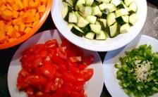 最近流行の〜Mason jar salad〜<br>これからの時期は要注意!?