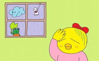 この不調は気のせいではなかった……<br>悪天候の時は気象病に注意!