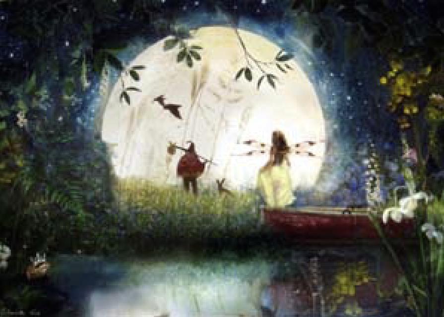 <2015年7月2日11時20分は やぎ座の満月です☆彡>