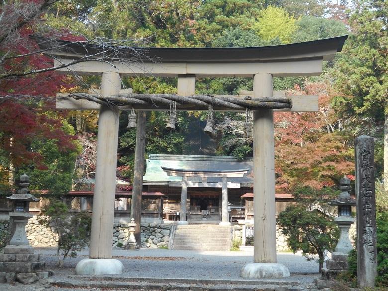 いのちの水~丹生川上神社下社