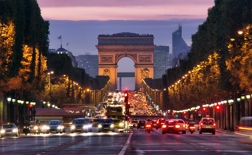 日常を取り戻した年末のパリからボンジュール