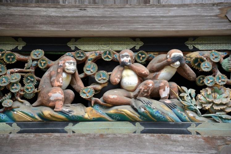 「見ざる」「言わざる」「聞かざる」申年だから、有名な「三猿」について詳しくなろう!