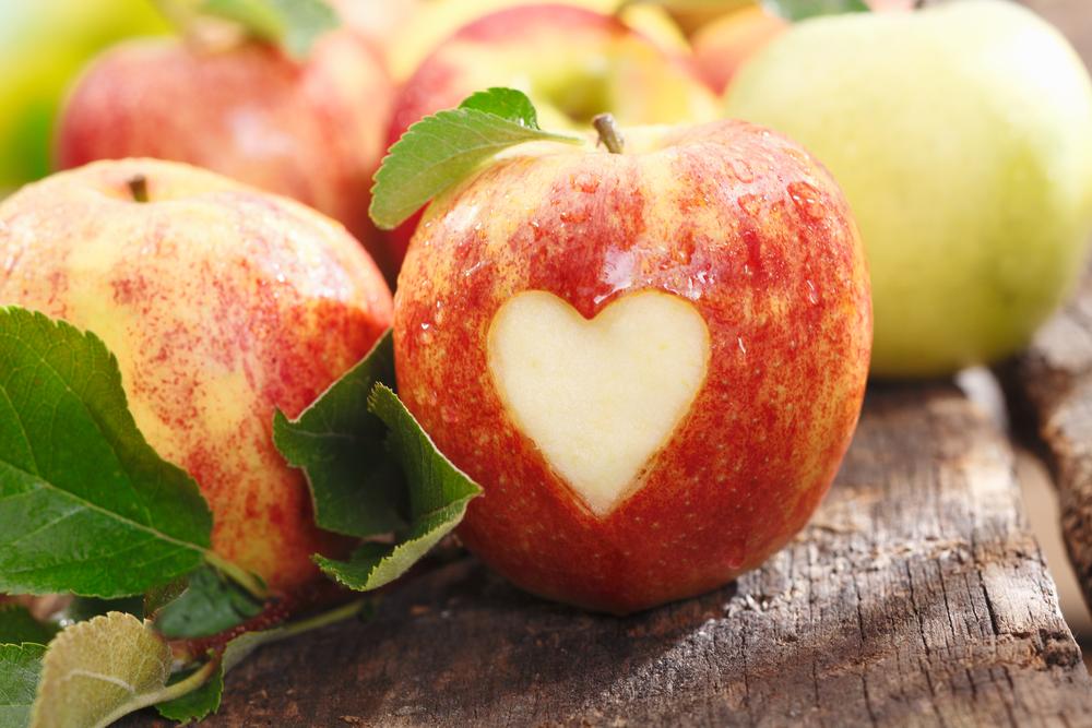 Kitchen Magic 第九弾 バレンタインデーに向けてリンゴを使って愛のエネルギーをチャージしよう!