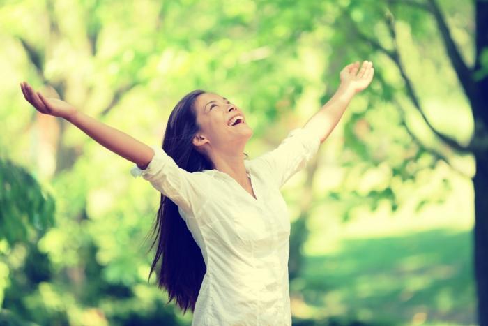 どこで呼吸をするかで、癒しの効果が変わるのをご存じですか?