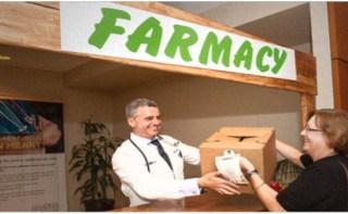 医師が薬の代わりの果物や野菜を処方し始める