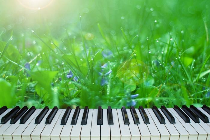 自然音とピアノで贅沢な癒しタイム 前編<br>〜新時代のピアノの楽しみ方  vol.1