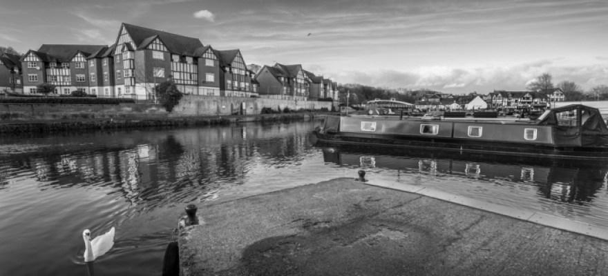 イギリスでナローボート暮らし。<br>夫と運河で新婚生活Part.6