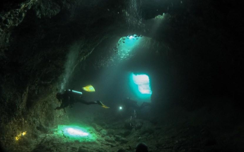 Dilumacad Underwater Tunnel - El Nido