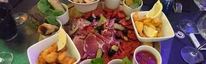 Assiette tapas El gusanillo concept