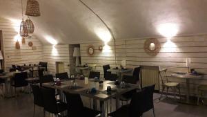 La salle de réception El gusanillo concept
